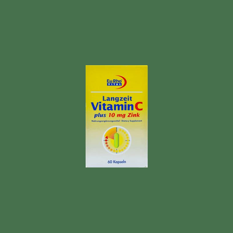 ویتامین c و زینک یوروویتال